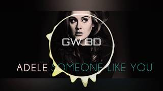 Download Mp3 Adele 🎧 Someone Like You  Live  🔊version 8d Audio🔊 Use Headphones 8d Music Song