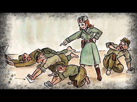 Чем Советский Плен Запомнился Японцу?