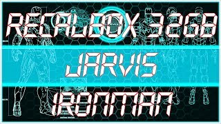 [32Gb] TMCTV JARVIS IRONMAN RECALBOX 4.1 RPI3 NEW X68000 + AMIGA 41 SYSTEMS