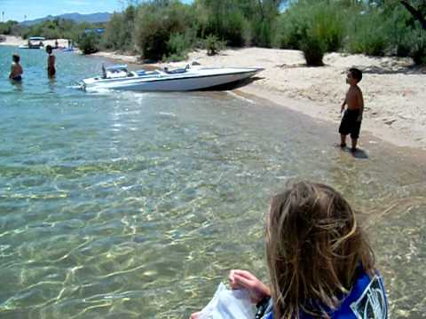 2010 vacation at laughlin lake mohave nr 2 youtube for Lake mohave fishing report