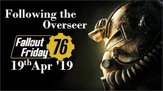 Fallout Friday : Following the Overseer