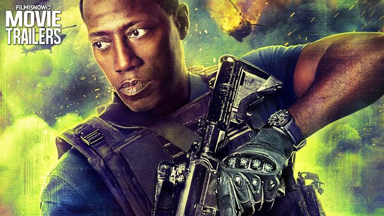 Download Armed Response | New Trailer for Wesley Snipes Action Movie