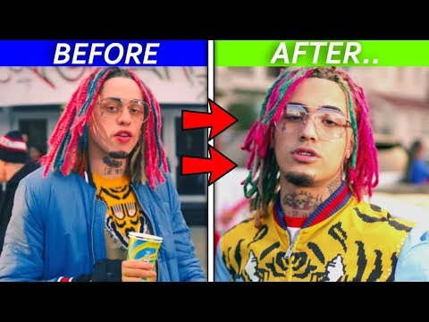 HOW LIL PUMP BRAINWASHES HIS LISTENERS.. ( Harvard Dropout )