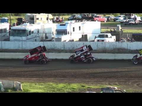Sprint Invaders heat 3 34 Raceway 5/29/16