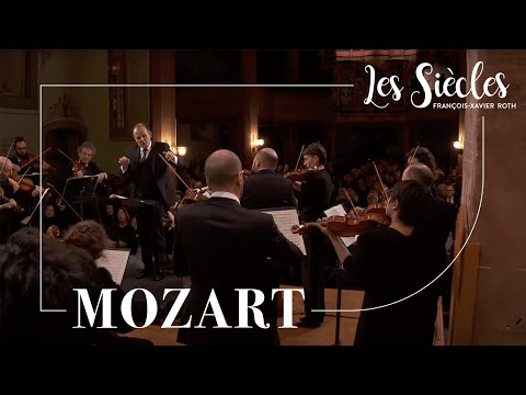MOZART - Les Siècles, François-Xavier Roth, Renaud Capuçon, Adrien La Marca - Gstaad