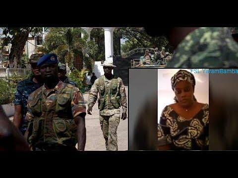 Fatou Camara Talks About The Situation In Kanilai