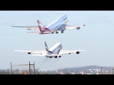Brisbane Airport: Emirates