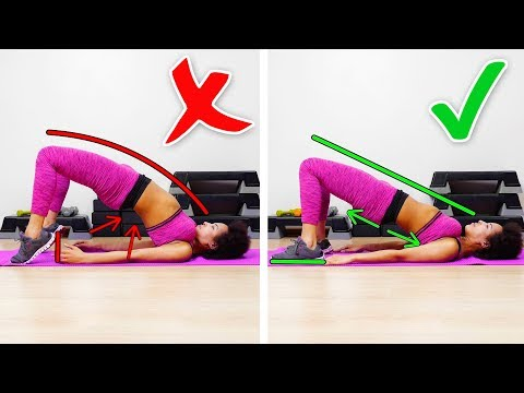 COMMON WORKOUT MISTAKES YOU SHOULD AVOID