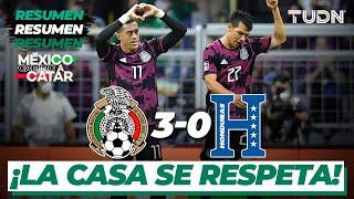 Мексика  3-0  Гондурас видео