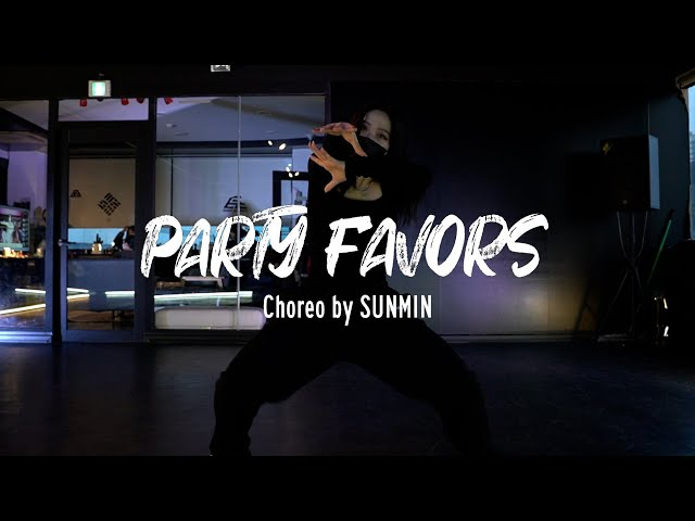 [강남 댄스학원] 코레오그레피 CHOREOGRAPHY|Tinashe - Party Favors (ft. Young Thug)