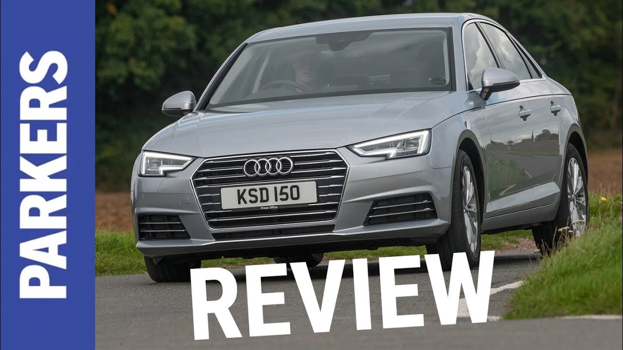 audi a4 full review parkers youtube rh youtube com Audi A7 Audi A6