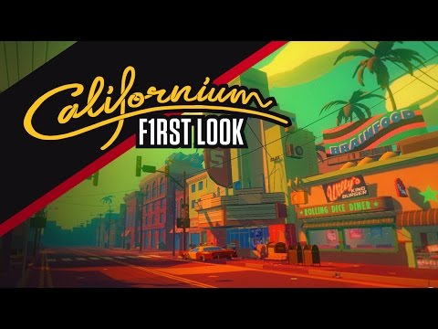 Californium: trippy first person exploration game