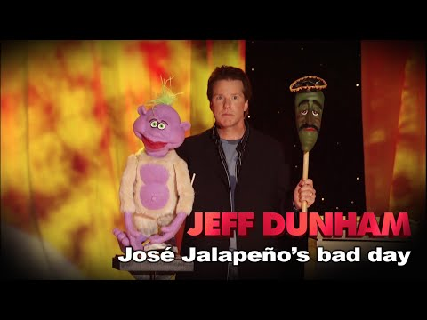 José Jalapeños bad day | Arguing with Myself  | JEFF DUNHAM