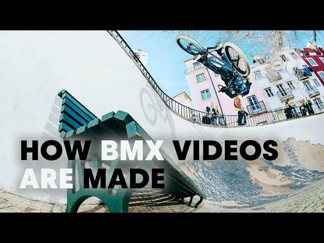 All or Nothing Nature of Street BMX | 3 Day Metro Pass
