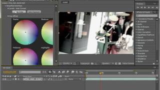Инструмент Color Finesse в Adobe After Effects CS5 (10/19)