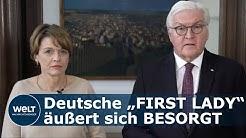 WELT DOKUMENT: Steinmeier und seine Frau – Aufruf zur gemeinschaftlichen Hilfe