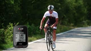Polar M460 GPS bike computer | Strava Live Segments