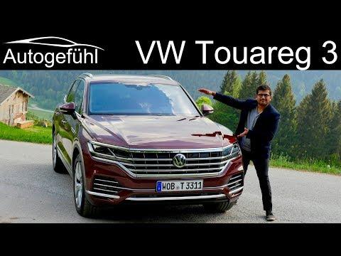 Volkswagen Touareg 2019 Ready To Fight Bmw X5 Doovi