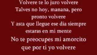 Esco- Volvere (lyrics)