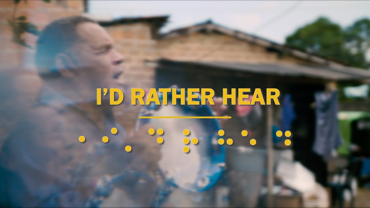 I'd rather hear | #myrodereel2020 | Documentary