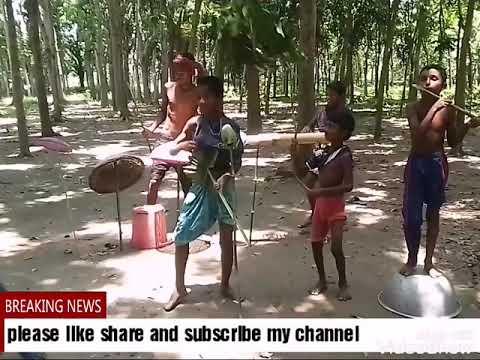 O Bondhu Lal Golapi Funny Video