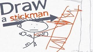 JE DESSINE COMME UN ENFANT! | Draw A Stickman Épisode 2
