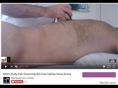 Male Body Hair Removal Services Belleville Trenton Ontario
