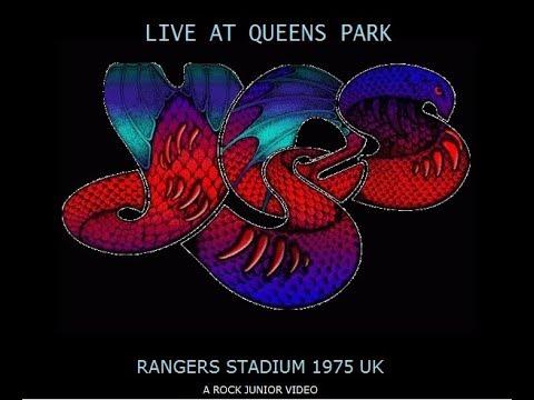 Yes - Live At Queens Park 1975 (Full Album)