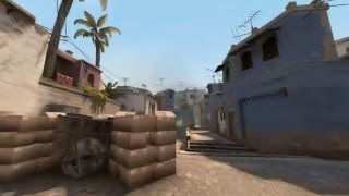 -4 AWP clutch CS:GO (full)
