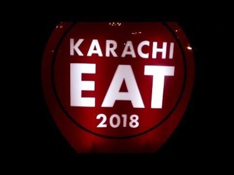 Karachi Eat Festival 2018 Travel VLOG