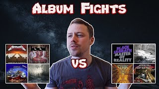 Metal Album Fights pt 1: One Album To Rule Them All