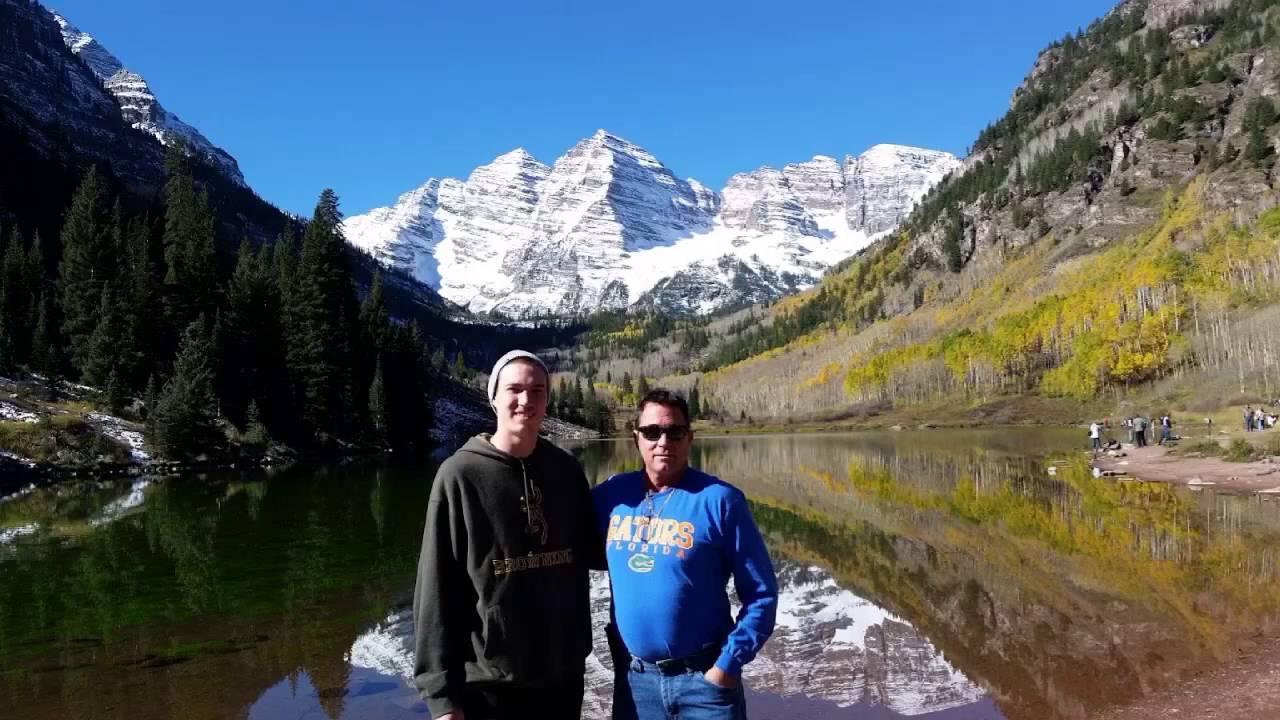 Colorado vacation in Aspen October 2014 - YouTube