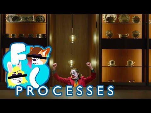 Processing PARASITE | 기생충 (2019) | FILM CRITTERS PROCESSES