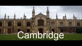 Cambridge, a beautiful campus