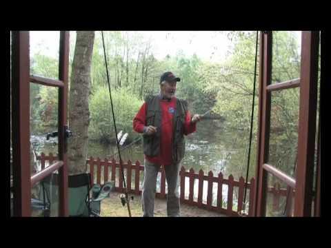 John Wilson Masterline Rods Video