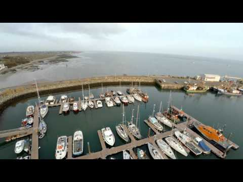 Couple Beautiful Places County Wexford Ireland /Wexford/Rosslare/Kilmore Quey 4K