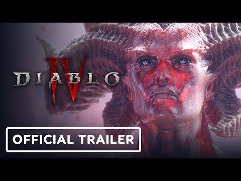 Diablo 4 - Official Announcement Cinematic Trailer   Blizzcon 2019