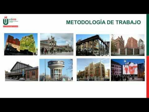Madrid industrial, itinerarios, un ejemplo de m-learning aplicado al patrimonio industrial