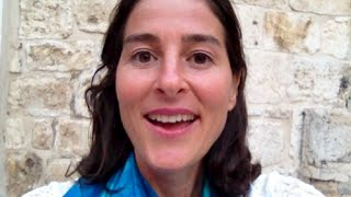 "Dr Wendy Goes Global in Jerusalem, Israel ""Time for Resurrection from the Mental Infection of Fear"""