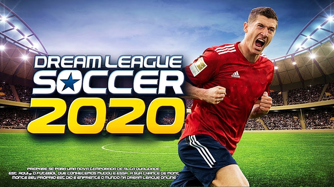 DATA DE LANÇAMENTO NOVO DREAM LEAGUE SOCCER 2020 MOBILE BEST GRAPHICS HD  OFFLINE + ONLINE 320 MB APK