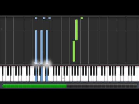 (How to Play) When You Wish Upon a Star (Pinocchio Theme) (Easy) on Piano (100%)