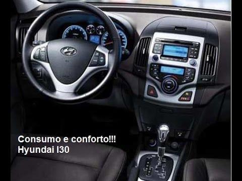 Hyundai I30 falando de Consumo e Conforto... Áudio Lixo