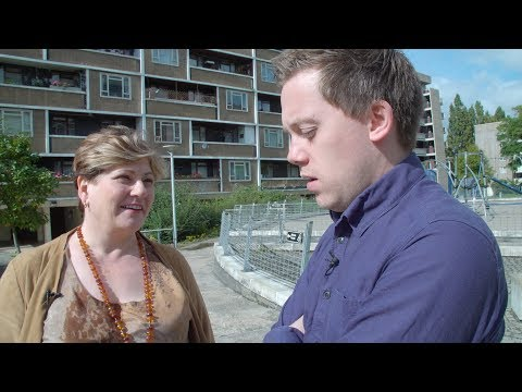 Owen Jones meets Emily Thornberry: 'Theresa May has done bugger all for poor people'