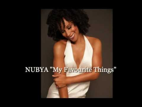 NUBYA - My Favourite Things