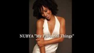 NUBYA - My Favourite Things
