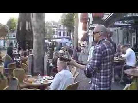 Belle Gaat Loos - Straatmuzikanten Haarlem
