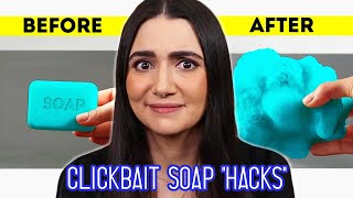 I Tested Clickbait DIY Soap