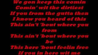 8Ball - Hands In The Air ( Lyrics )