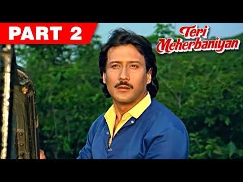 Teri Meherbaniyan | Hindi Movie | Jackie Shroff, Poonam Dhillon | Part 2