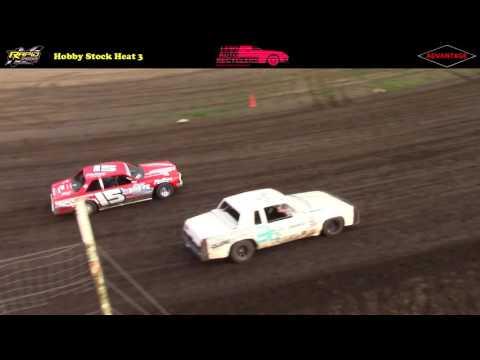 Hobby Stock -- 6/16/17 -- Rapid Speedway